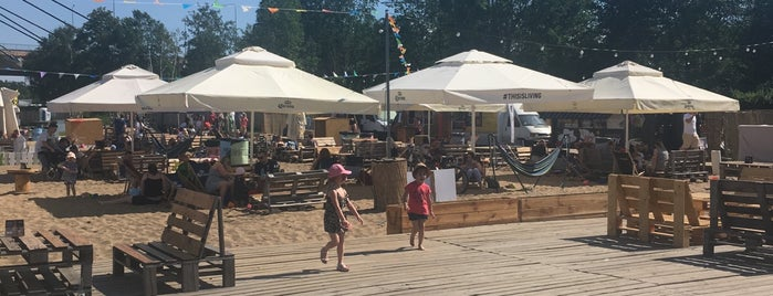 Hotspot Beach Bar is one of Wroclaw.