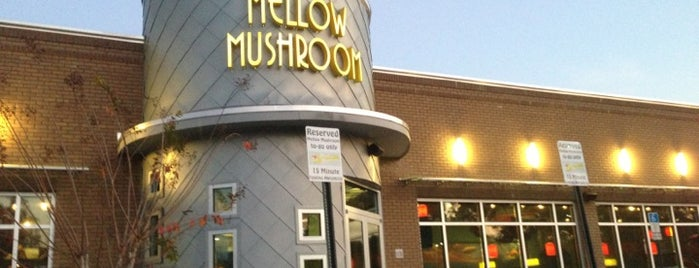 Mellow Mushroom is one of Pensacola.