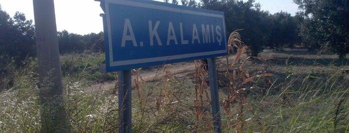 Aşağı Kalamış Köyü is one of I m like :).