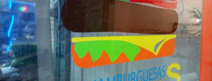 Hamburguesas Supremas is one of Lugares favoritos de Jaky.