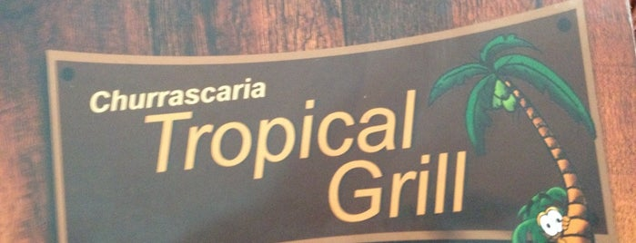 Churrascaria Tropical Grill is one of Bares & Restaurantes.