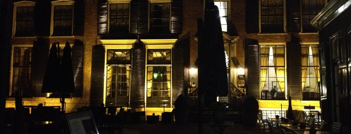 Hampshire Hotel - 's Gravenhof Zutphen is one of Babsさんのお気に入りスポット.