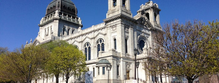Basilica of Saint Mary is one of The Great Twin Cities To-Do List.