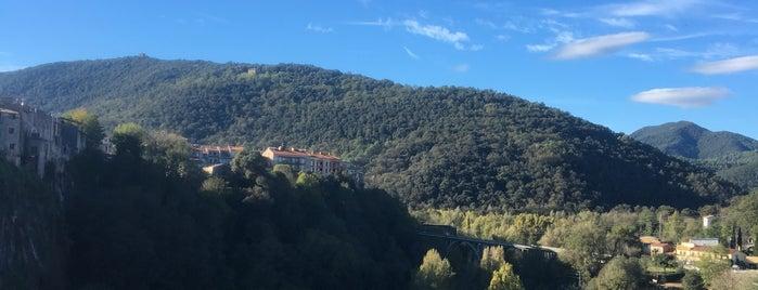 Mirador de Castellfollit de la Roca is one of Locais curtidos por Fina.