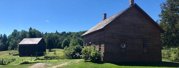 John Brown Farm State Historic Site is one of Donna'nın Beğendiği Mekanlar.