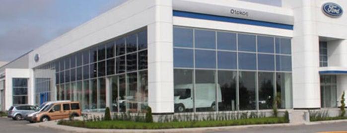 Volvo - Otokoç Konya is one of Posti che sono piaciuti a Demen.