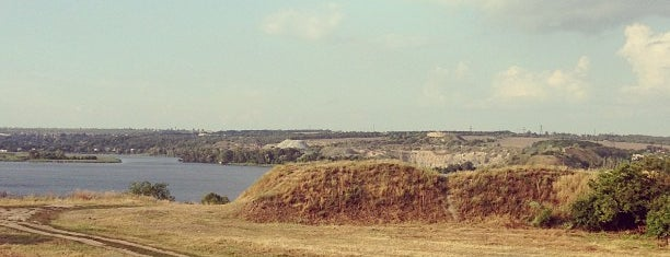 Кодацька фортеця / Kodak Fortress is one of Posti salvati di Катерина.