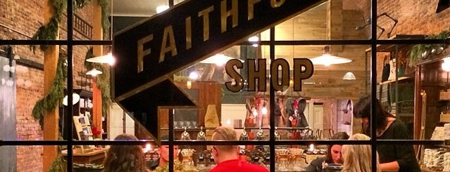 Old Faithful Shop is one of Vancouver.