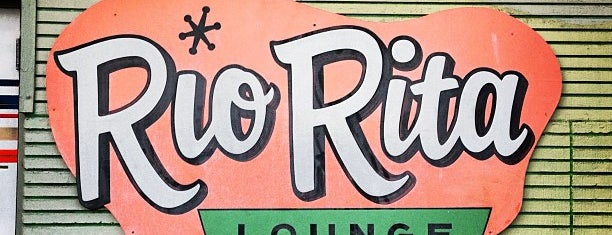 Rio Rita is one of Austin To-Do.