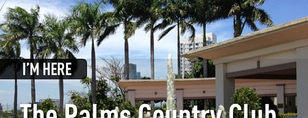 The Palms Country Club is one of Recorded.