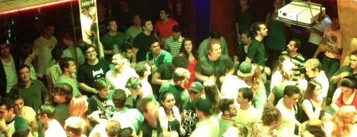 Open Bar Club is one of Pedro: сохраненные места.