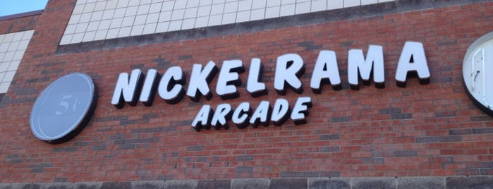 Nickelrama is one of Dallas, TX.
