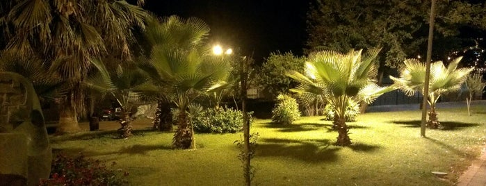 Gold Safran Hotel Alanya is one of Alanya Otelleri.