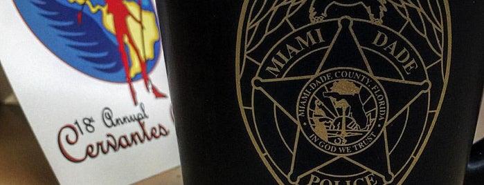 Miami-Dade Police Department is one of Orte, die Fernando gefallen.