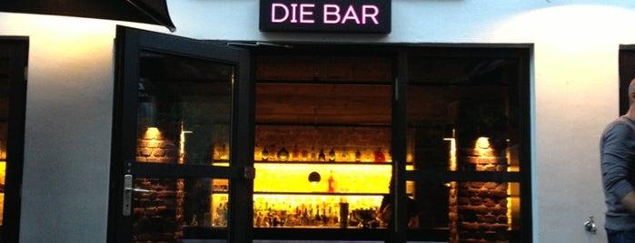 Die Bar in der Spoerlfabrik is one of The List:Dusseldorf.