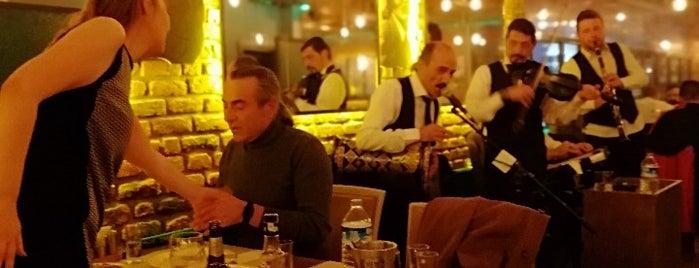 Hangover - Meze Lounge is one of Nightlife In Eskişehir.