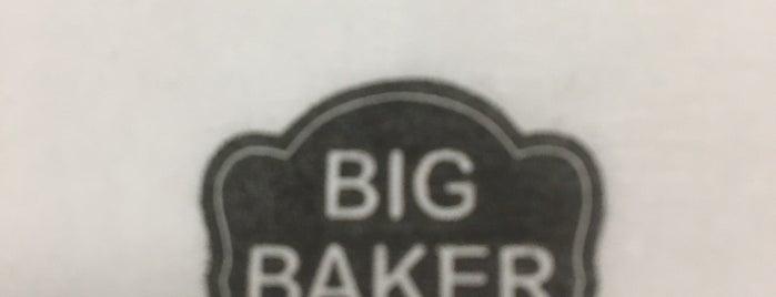 Big Baker is one of Posti salvati di LMN.