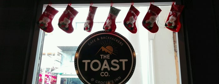 The Toast Co. @ Grocer's Inn is one of KL Casual Dining.