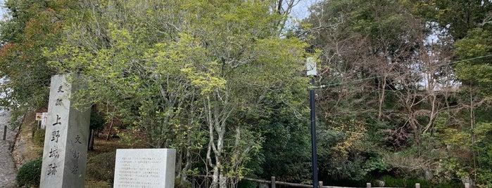 上野公園 is one of 伊勢と周辺。.