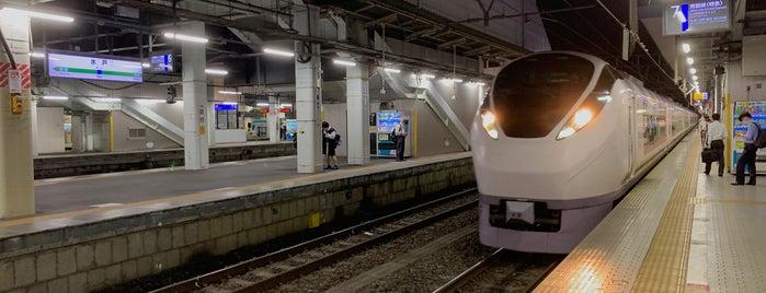 JR Mito Station is one of Lieux qui ont plu à Masahiro.