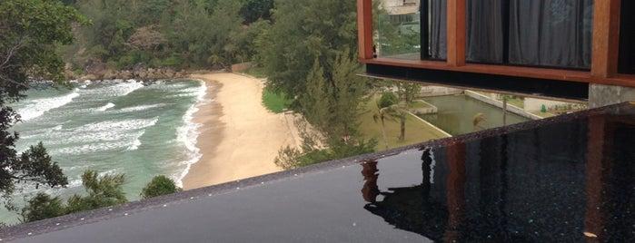 The Naka Phuket is one of Design Hotels.