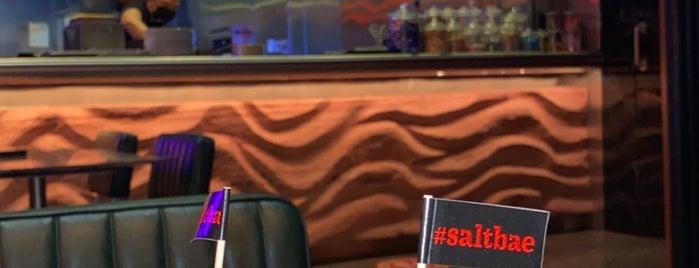#SaltBae is one of Dubai.