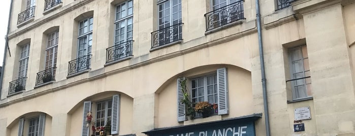 La Dame Blanche is one of Record Shops.
