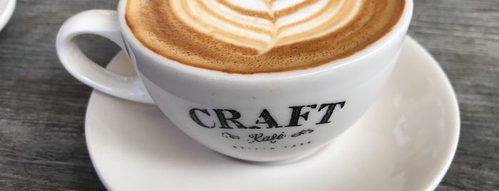 Craft Kafe is one of St. Pete Eats 🍴.