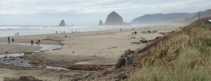 Tolovana Beach State Park is one of Road Trip: San Francisco to Portland.