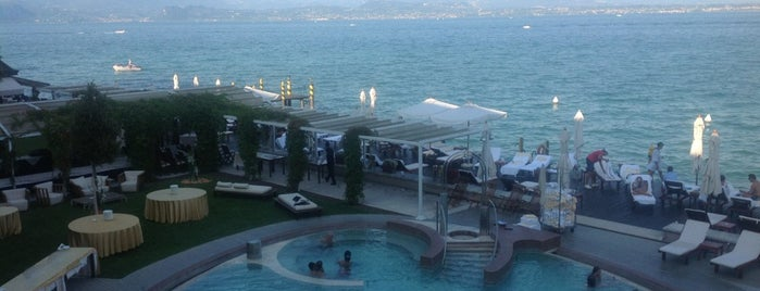 Grand Hotel Terme Sirmione is one of Italy.