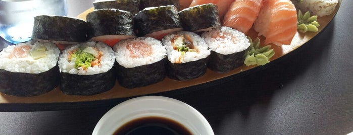 Japonice is one of Sushi en Valencia.