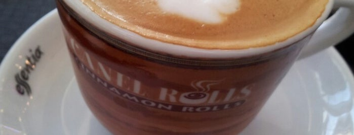 Canel Rolls is one of Café y té.