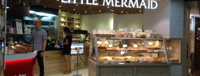 Little Mermaid Bakery is one of bakery.