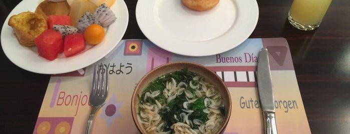 Brasserie Café is one of Michael 님이 좋아한 장소.