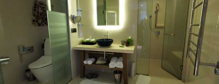 Hotel Indigo Xiamen Harbour is one of Amazing World Hotels.