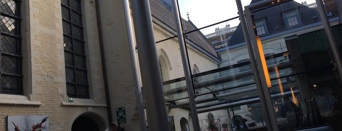 Hôtel L'Hermitage Gantois is one of Posti che sono piaciuti a Arsentii.