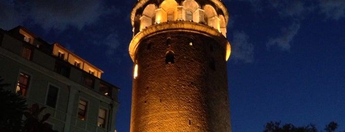 갈라타 탑 is one of Long weekend in Istanbul.