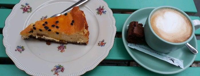 Café Flora is one of Nederland 🇳🇱.
