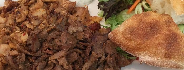 Glenroy Kebab House is one of Tempat yang Disukai Sinem.