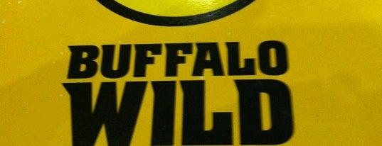 Buffalo Wild Wings is one of Abby: сохраненные места.