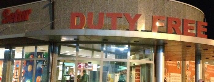 Setur Duty Free is one of Posti che sono piaciuti a Turker.