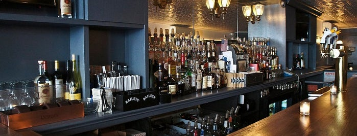 Gramercy Park Bar is one of Lieux sauvegardés par st.
