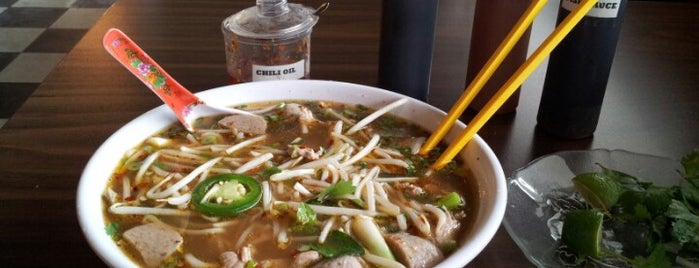 Pho Bac is one of Boise.
