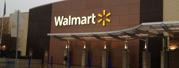 Walmart Supercenter is one of Potential Black Friday Conquests.