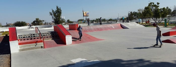 Tabachines Skatepark is one of Lieux qui ont plu à Steffy.