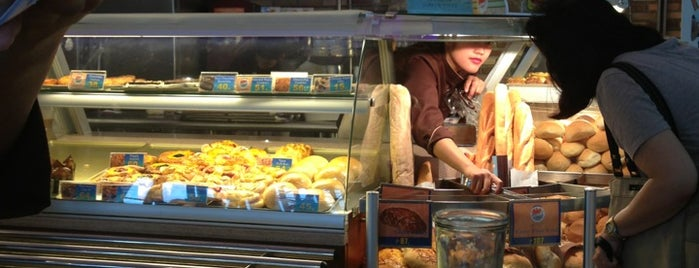 The French Baker is one of Best places in Manila, Philippines.