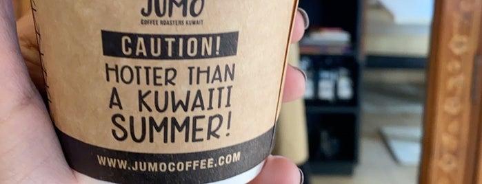 JUMO COFFEE is one of SWEET.