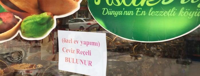 Fıstık Köy is one of Tempat yang Disukai 🇹🇷Sedat.