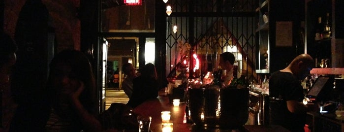 Madam Geneva is one of TFF 2014: Featured Eat & Drink Specials.