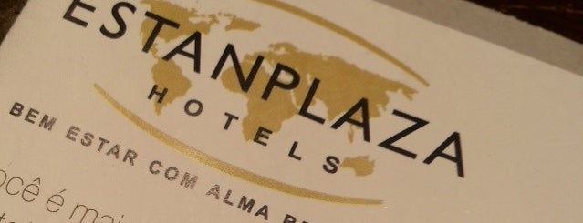 Estamplaza Paulista Boutique Hotel is one of Posti che sono piaciuti a Gabi.